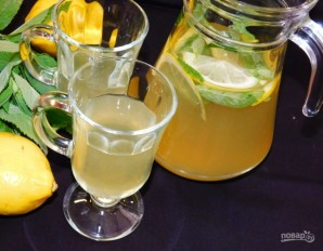 Мятно-лимонный лимонад - фото шаг 4
