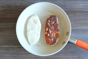 """Тонкие пирожки с картошкой """"Крестьянские"""" - фото шаг 14"""