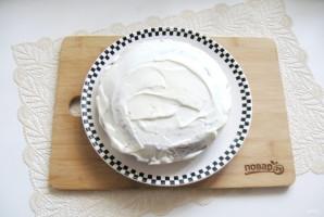 Торт в микроволновке за 15 минут - фото шаг 12