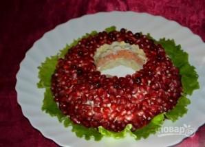 """Гранатовый браслет"" салат без свеклы - фото шаг 11"