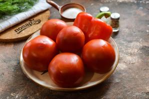 Легкий рецепт кетчупа из помидоров на зиму - фото шаг 1