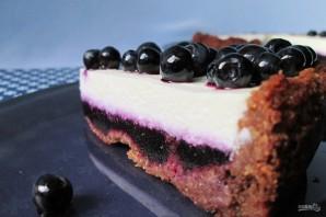 Чизкейк со свежими ягодами - фото шаг 12