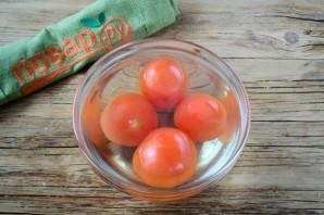 Густой томатный суп с фрикадельками - фото шаг 6