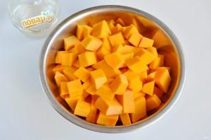 Тыква, как ананас на зиму - фото шаг 2