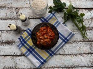Рис с килькой в томатном соусе - фото шаг 1