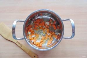 Гречка со шпинатом - фото шаг 4