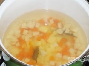 Суп-пюре из лесных грибов - фото шаг 4