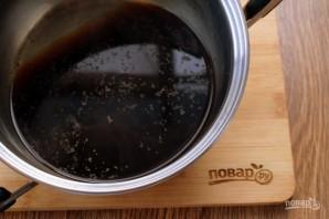 Шоколадный чайный пирог - фото шаг 3