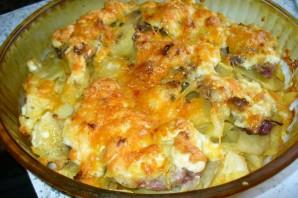 Свинина по-французски с картофелем - фото шаг 8
