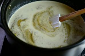 Крем-суп из брокколи и цветной капусты - фото шаг 8