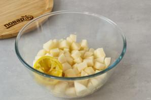 Варенье из груши с маком и ванилью - фото шаг 3