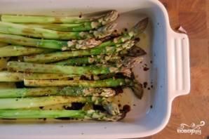 Салат из спаржи маринованной - фото шаг 5