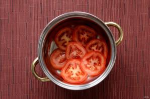 Закусочные помидоры - фото шаг 5
