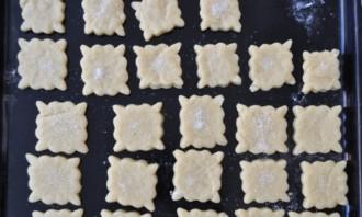 Быстрое песочное печенье - фото шаг 5