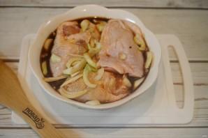 Куриные бедра в пряном маринаде - фото шаг 5