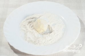 Творожники в духовке - фото шаг 5