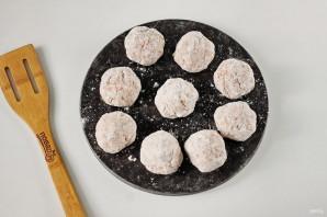Пирог с тефтелями - фото шаг 3