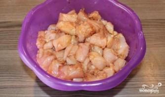 Куриное филе в кисло-сладком соусе - фото шаг 1