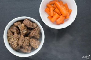 Мясо по-шведски - фото шаг 7