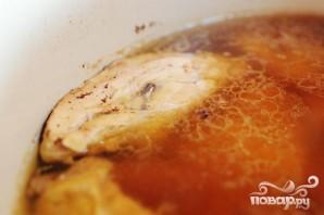 Итальянский куриный суп - фото шаг 1