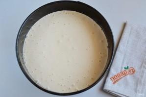 Праздничный торт с творожным кремом - фото шаг 4