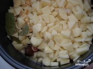Индейка с картофелем в мультиварке - фото шаг 4