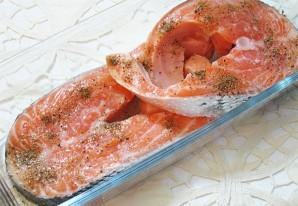 Запеченный лосось - фото шаг 2