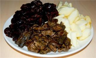 Мясо с капустой в духовке - фото шаг 5