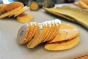 Банановые чипсы - фото шаг 1