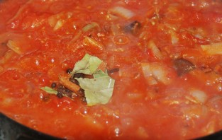 Рыба заливная в томате - фото шаг 5