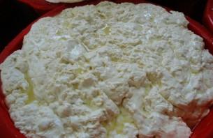"""Сыр """"Косичка"""" в домашних условиях - фото шаг 1"""