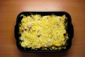 Мясная запеканка с картофелем - фото шаг 11