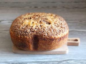 Мраморный кекс в хлебопечке - фото шаг 9