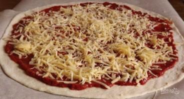 Пицца на дому - фото шаг 4