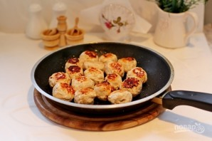 Суп-пюре из тыквы с фрикадельками - фото шаг 7