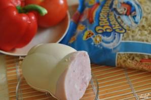 Турецкий салат - фото шаг 1