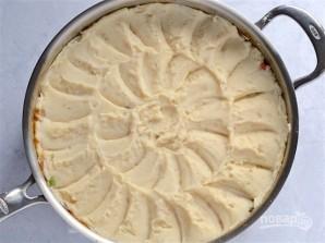 """Вегетарианский """"Пастуший"""" пирог - фото шаг 5"""