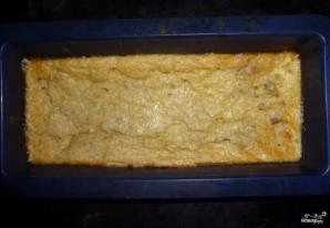 Пирог с консервой на кефире - фото шаг 4