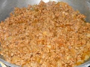 Паста с фаршем и томатной пастой - фото шаг 6