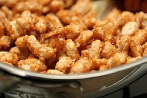 Орехи в карамели - фото шаг 6