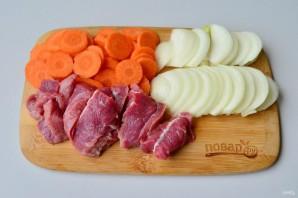 Рагу из говядины в пароварке - фото шаг 2