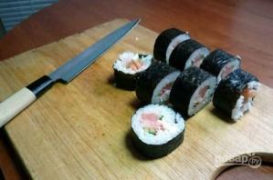 Суши запеченные - фото шаг 9