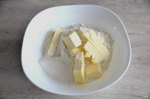Ягодные тарталетки - фото шаг 2