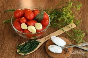 Малосольные помидоры классические - фото шаг 1