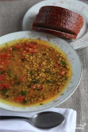 Суп из маша со специями - фото шаг 9