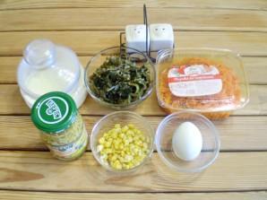 Салат к запеченной рыбе - фото шаг 1