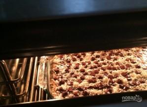 Пирог из крекеров со сгущенкой и шоколадом - фото шаг 9