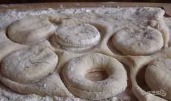 Тесто для пончиков - фото шаг 6