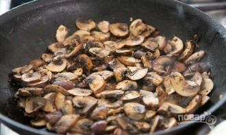 Говяжья вырезка с грибами - фото шаг 7