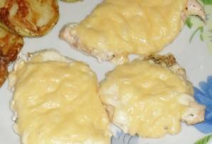 Куриная грудка в духовке с сыром - фото шаг 3